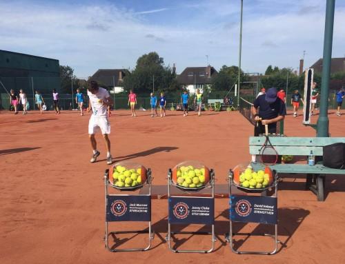 Register Now for Spring 2019 Junior Tennis